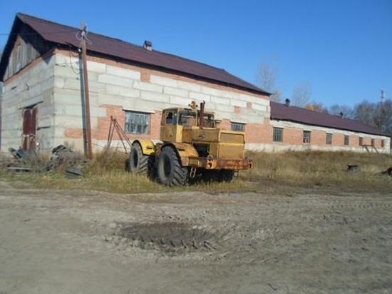 Трактор или алименты: житель Томской области выплатил долг детям, чтобы не лишиться техники