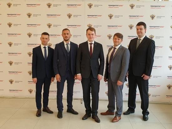 Томский политех представил свои проекты в рамках программы «Приоритет 2030»