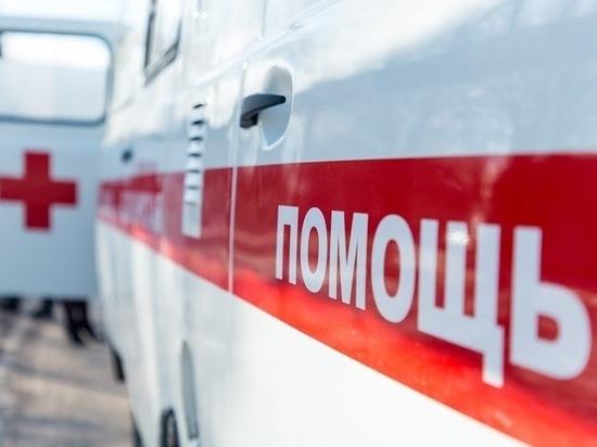 Водитель без прав перевернулся на легковушке в Михайловском районе