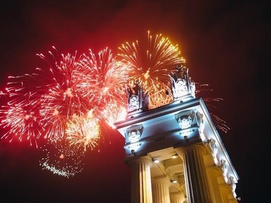 В Волгограде 12 сентября продолжается празднование Дня города