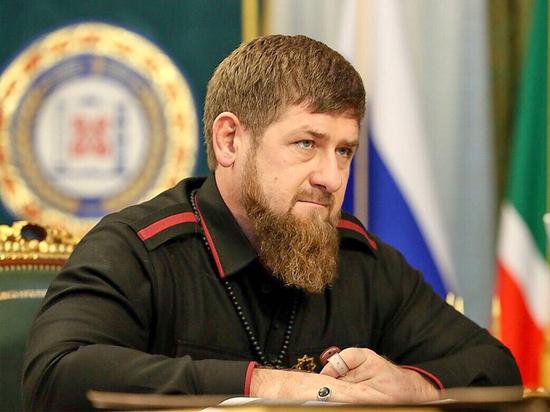 Глава Чечни получил высшую награду за вклад в развитие медицины