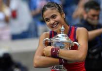 18-летняя британка Эмма Радукану, как бы в дальнейшем ни сложилась ее карьера, уже вошла историю. Она выиграла турнир Большого шлема, хотя начала там выступление с квалификации. В финале Эмма обыграла такую же юную теннисистку из Канады Лейлу Фернандес. «МК-Спорт» рассказывает, какой кровью Радукану дался этот неожиданный для всех титул.