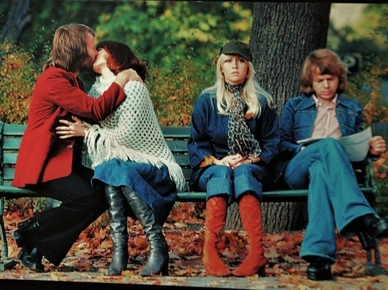 Названо состояние самых богатых участников возрожденного квартета ABBA