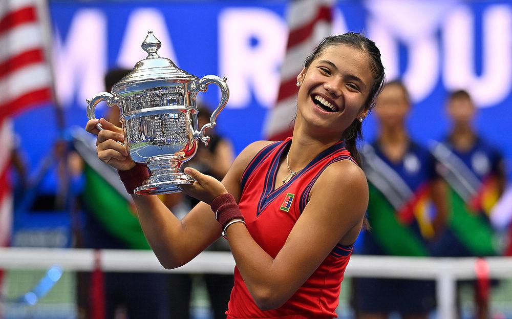 Самая сенсационная чемпионка: Эмма Радукану с кровью выиграла US Open