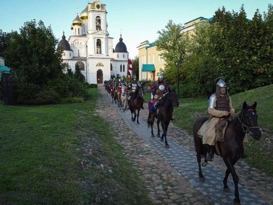 Наблюдать за конным походом «Александрова дорога» псковичи смогут онлайн