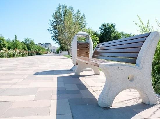 В городах Волгоградской области обустраивают 4 парка отдыха