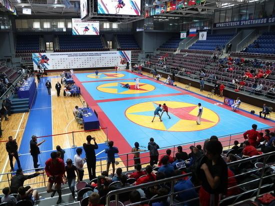 В Назрани состоялся турнир по самбо на Кубок главы Ингушетии