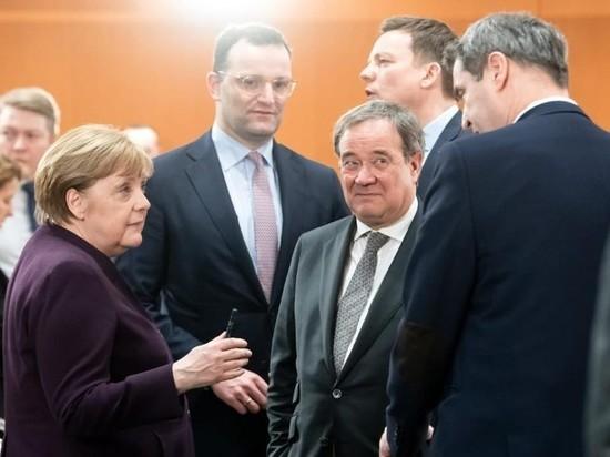 Германия: Перед выборами в Бундестаг пятая часть электората ещё не определилась
