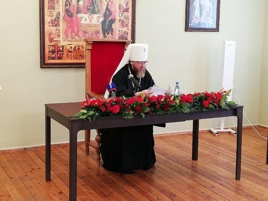 Митрополит Псковский и Порховский рассказал о будущем Свято-Тихоновской православной гимназии