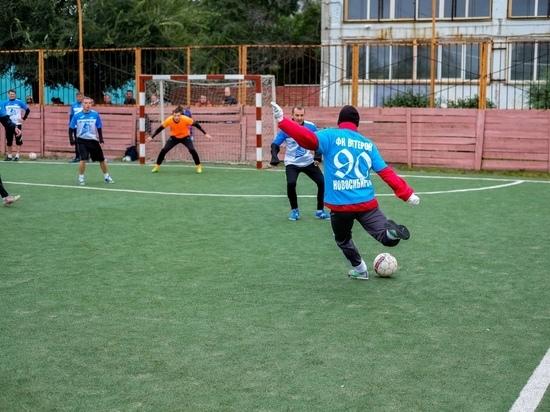Турнир по мини-футболу выиграли футболисты из Оби