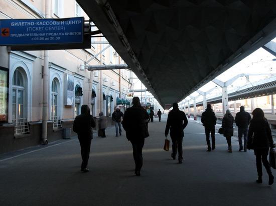 Петербург будет встречать поезда ВСМ на Московском вокзале