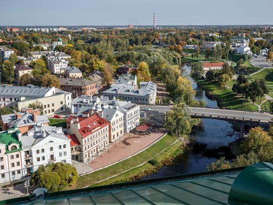 До +20 прогреется воздух в Псковской области в понедельник