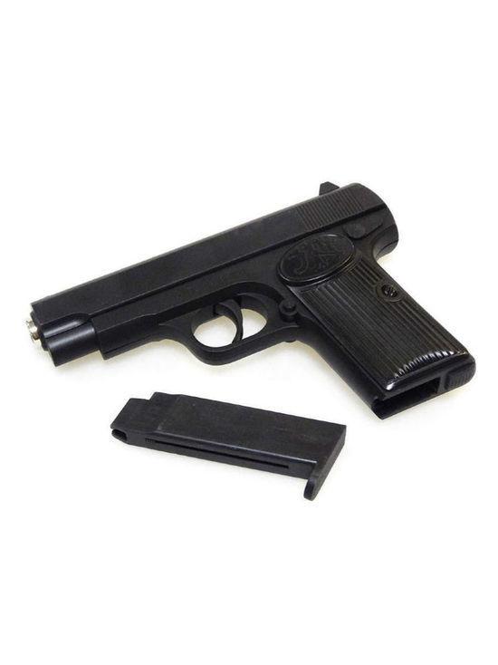 Житель Махачкалы пошел на ограбление ювелирки с игрушечным пистолетом