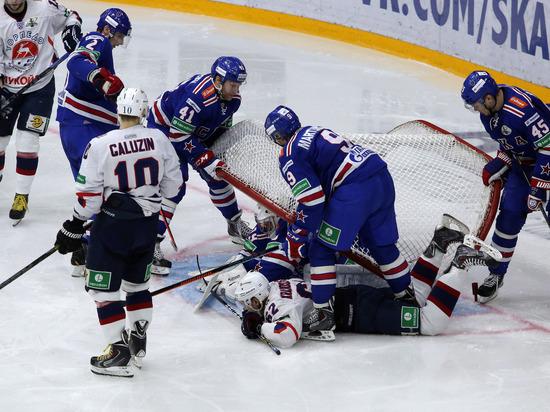 СКА проиграл нижегородскому клубу «Торпедо» со счетом 3:2
