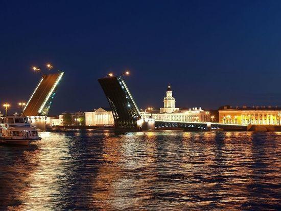 В Петербурге появится постоянная световая инсталляция ордена Александра Невского