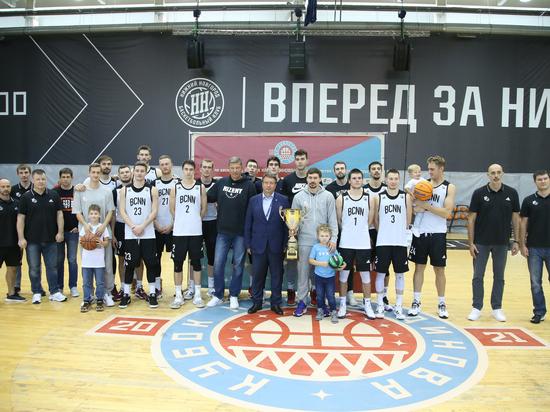 БК «Нижний Новгород» выиграл Кубок Хайретдинова