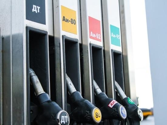 В Астрахани подорожало дизельное топливо, а бензин подешевел