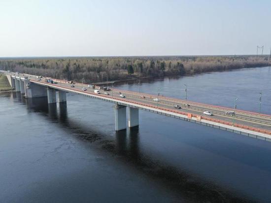 Ладожский мост на трассе «Кола» перекроют 13 сентября