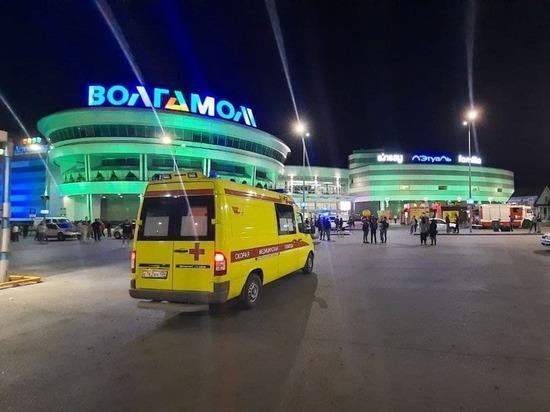Под Волгоградом из ТРК эвакуировали посетителей и персонал
