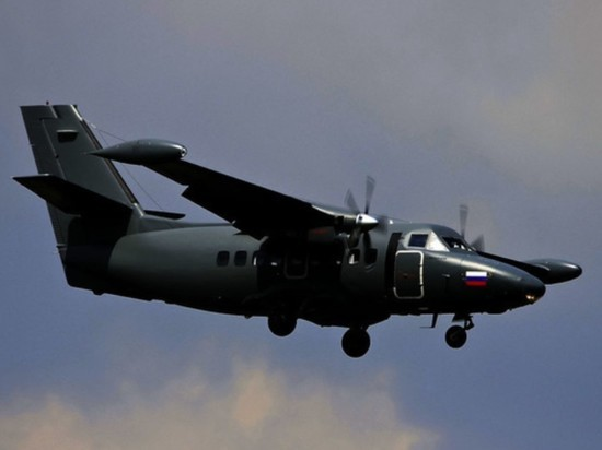 Названа причина крушения L-410: отказ навигационной системы