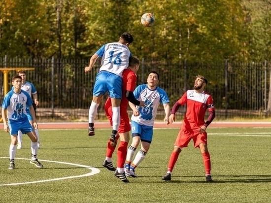 Кубок губернатора ЯНАО по футболу выиграла команда Ноябрьска