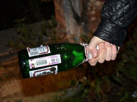 Полиция нашла жителя Магадана, который ударил мужчину по голове бутылкой