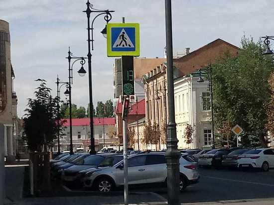 Только «умные остановки»: «умных светофоров» в Оренбурге не будет