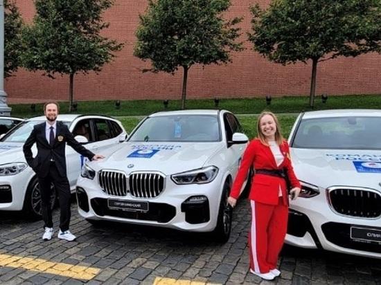 Бийский стрелок Сергей Каменский получил орден и ключи от нового BMW