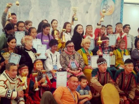 Чукотскую экспозицию оценили на международной выставке в Москве