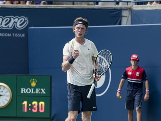 Рублев впервые в карьере вошел в топ-5 рейтинга АТР