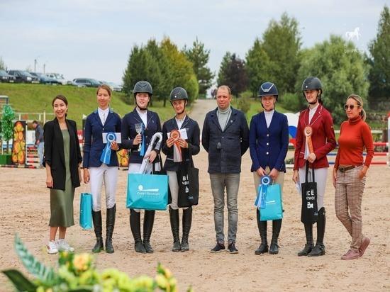 В Петербурге завершен сезон конного спорта-2021