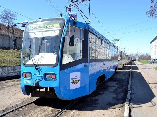 Курская область рассчитывает получить 6 миллиардов рублей на развитие трамвайной сети