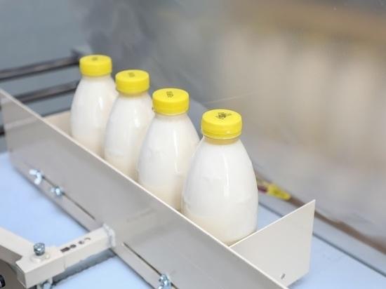 В Волгограде продавали поддельную молочную продукцию из Брянска