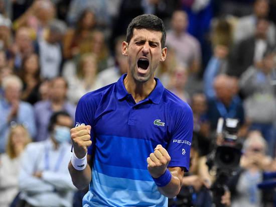 СМИ: Джоковича оштрафовали на 5 тысяч долларов после финала US Open