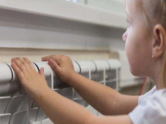 В каких детсадах Томска уже включили отопление: список адресов