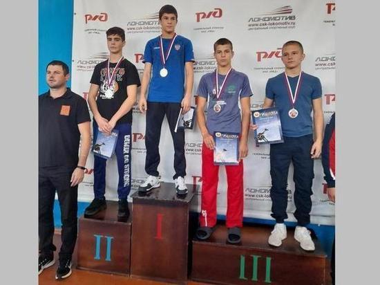 Брянские спортсмены взяли «бронзу» на всероссийских соревнованиях