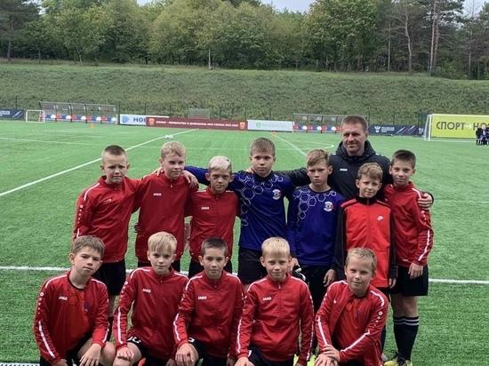 Юные ярославцы принимают участие во «Всероссийском турнире» «Кожаный мяч»