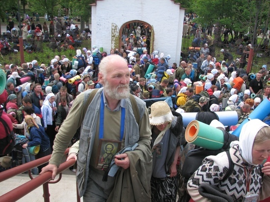 Писатель Владимир Крупин отметил 80-летний юбилей в Кирове