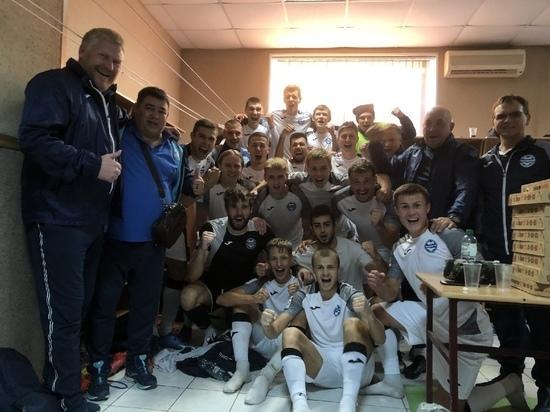 ФК «Челябинск» продолжает рекордную победную серию