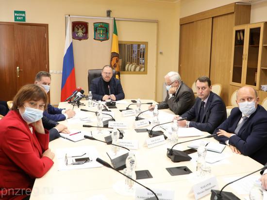 Олег Мельниченко поручил составить список нуждающихся в капремонте спортобъектов