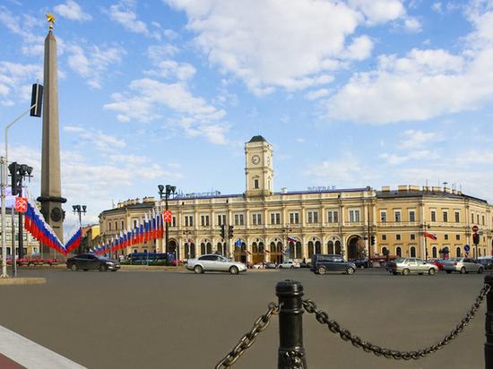 Пассажиры не могут попасть на Московский вокзал напрямую из метро