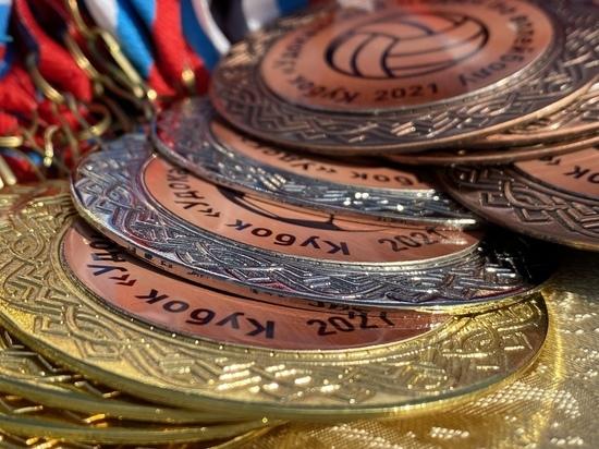 Около 150 спортсменов поборолись за кубок «Удоканской меди»