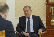 Лавров: Чехия не проинформировала Россию о задержании россиянина