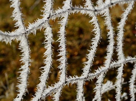 МЧС Томской области предупреждает о заморозках до -3 и техногенных авариях