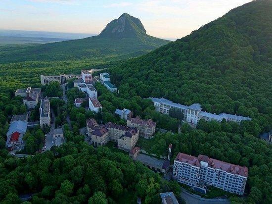 За 20 лет площадь лесов курортного Железноводска увеличилась на 18 га