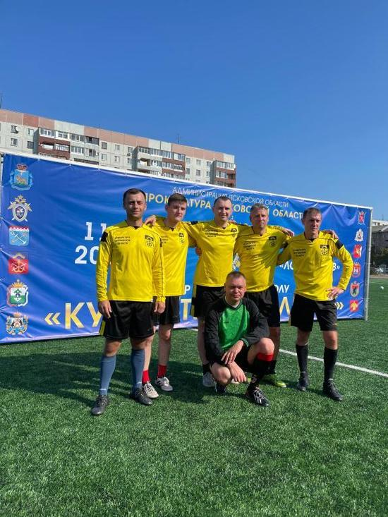 На турнире по мини-футболу победила команда прокуратуры Псковской области, фото-2