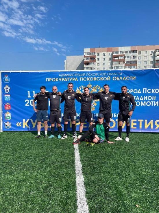 На турнире по мини-футболу победила команда прокуратуры Псковской области, фото-3