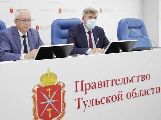 В Тульскую область поступило две вакцины от гриппа