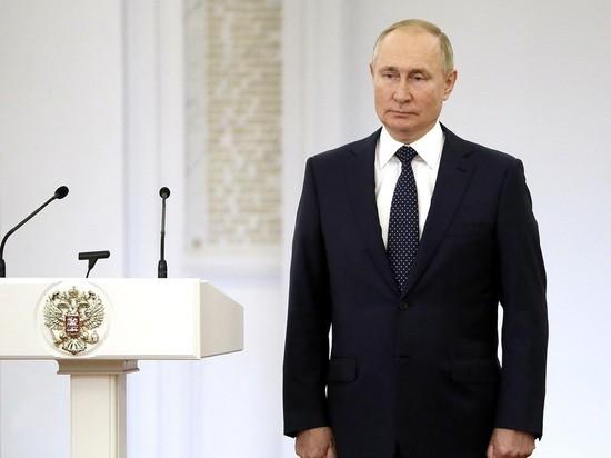 Президент торжественно вручил награды атлетам
