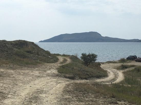 В Крыму еще три дня будет пожароопасно